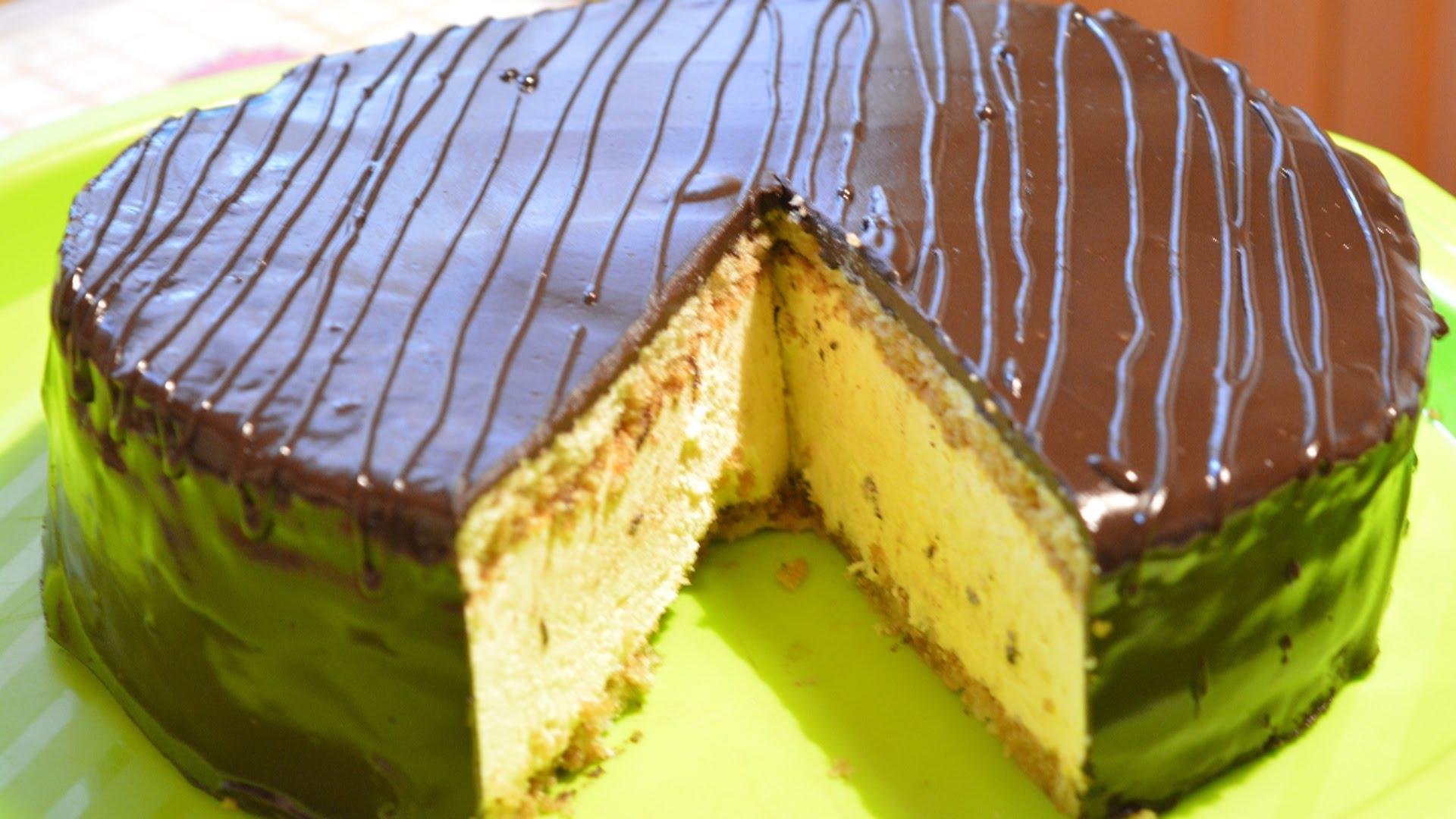 Классический рецепт торта птичье молоко с пошагово